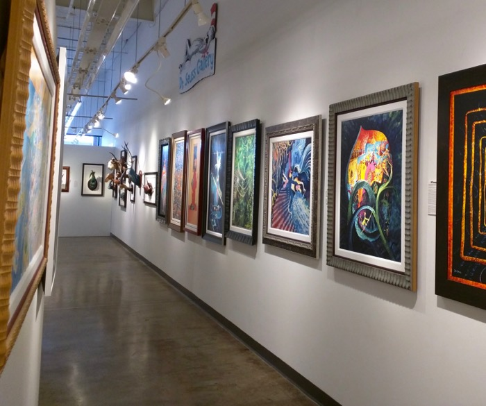 dr seuss gallery in austin