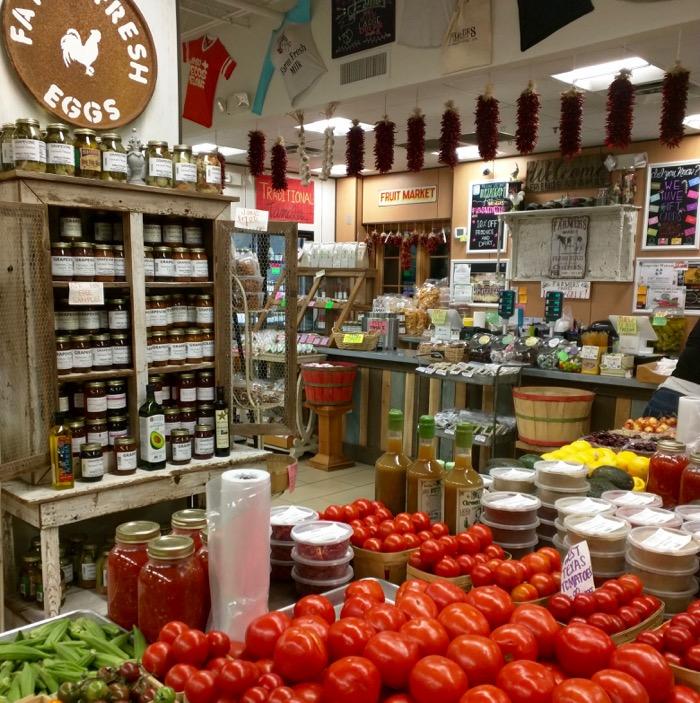grapevine farmers market