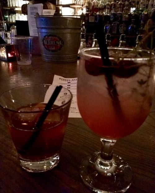 drinks at loflin yard