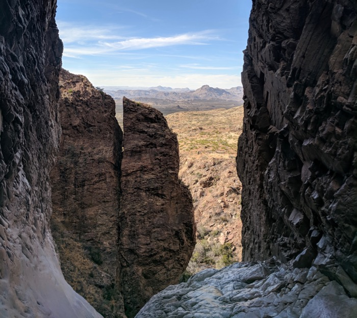 window trail big bend
