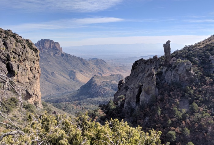 south rim trail boot big bend