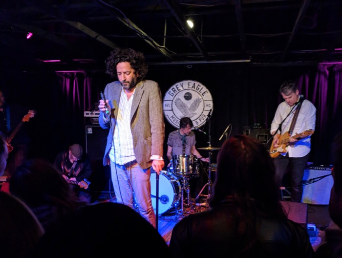 destroyer at grey eagle asheville