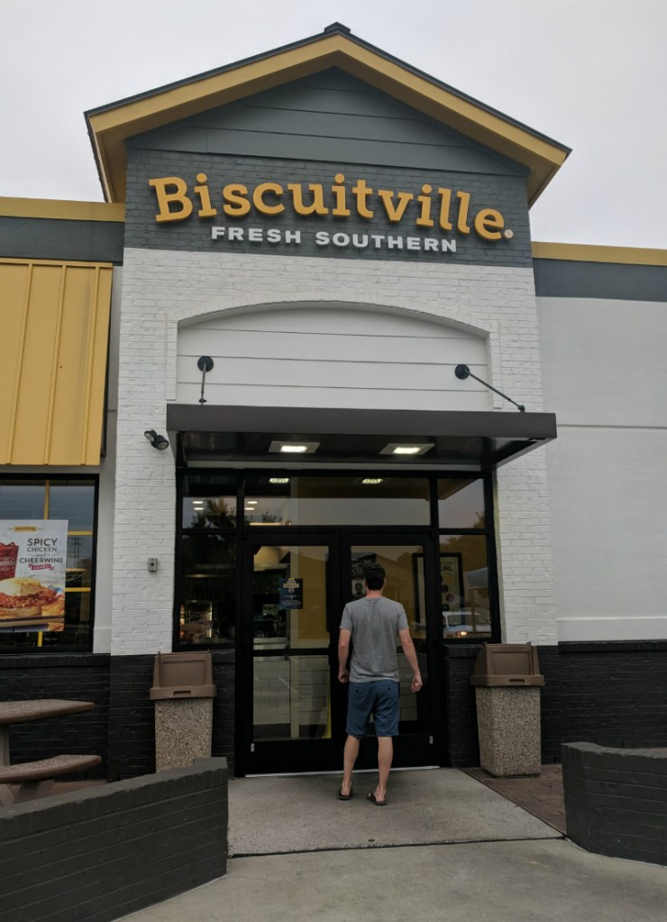 biscuitville burlington