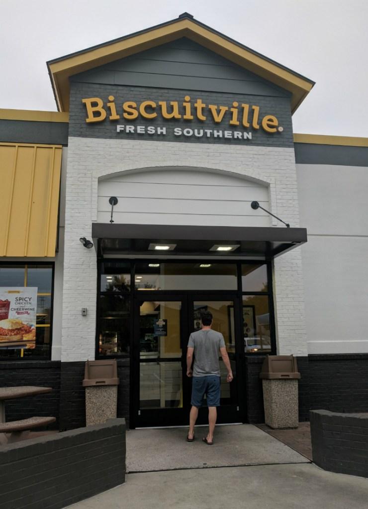 biscuitville burlington