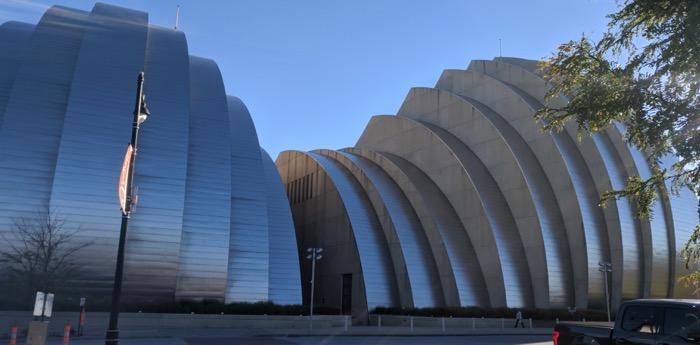 kauffman performing arts center
