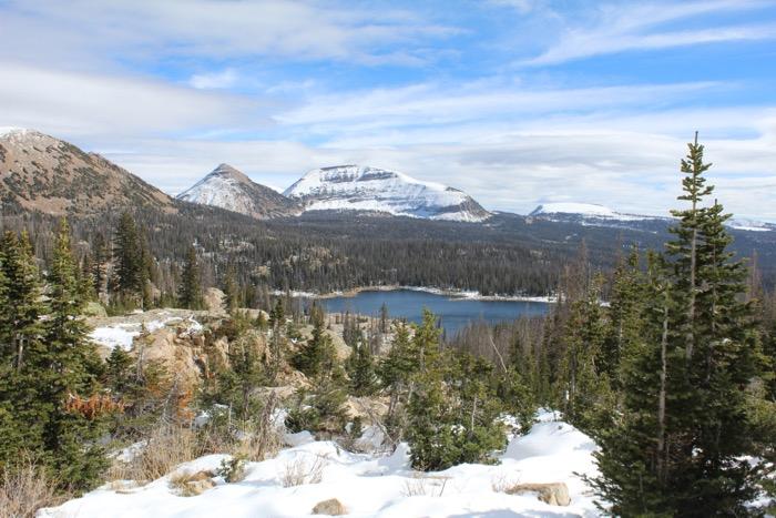 Mirror Lake Rec Area Utah
