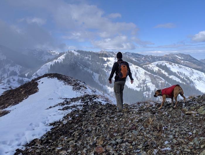 Jupiter Peak hike Utah