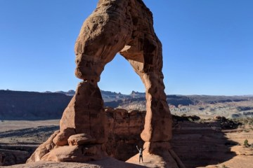 delicate arch arches national park