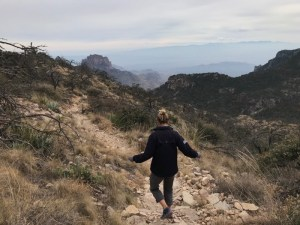 Big Bend Emory Peak hike