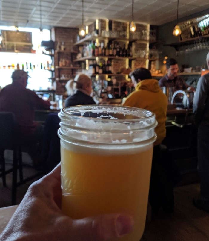 bissell brothers IPA at 40Paper