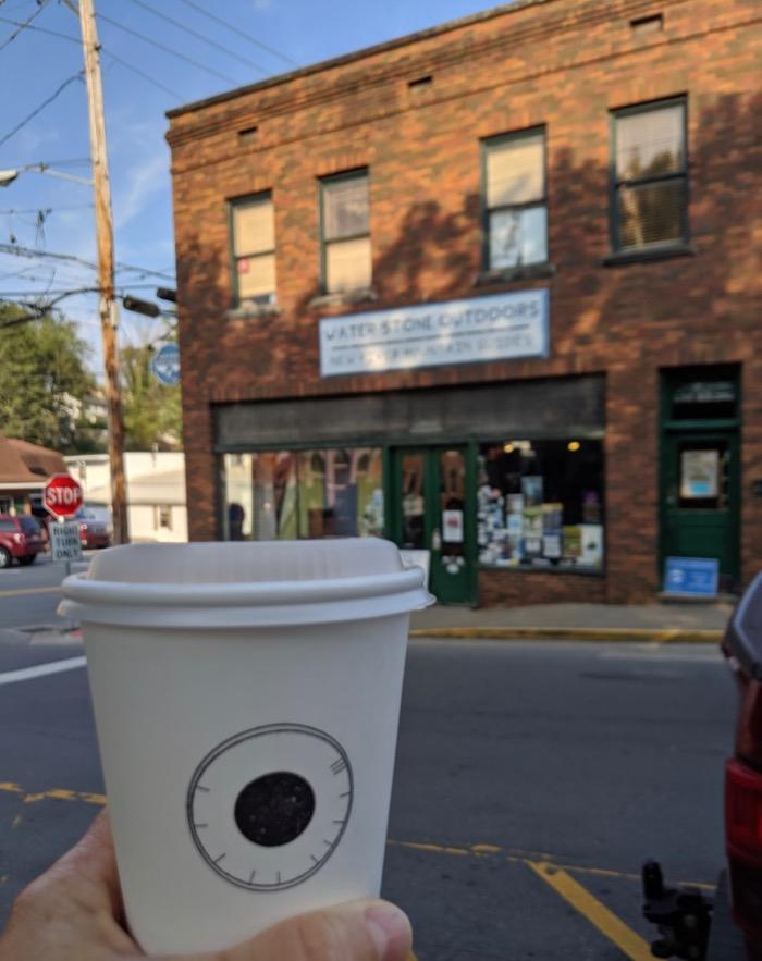 coffee from Range Finder in Fayetteville