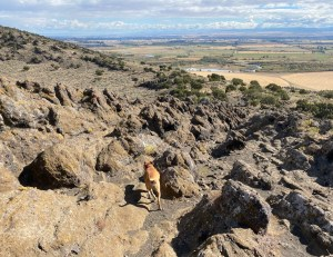 North Menan Butte hike