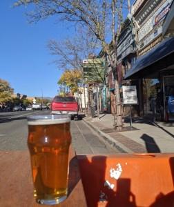 beer at Colorado Boy in Montrose