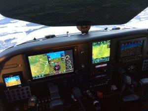 Cessna 172S_During Test Flight