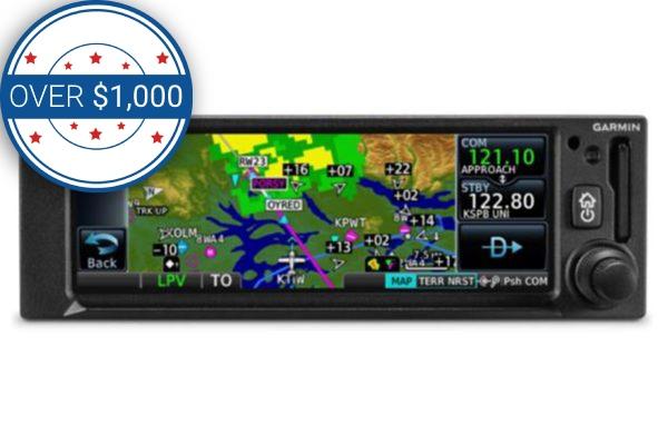 Garmin GPS promotion