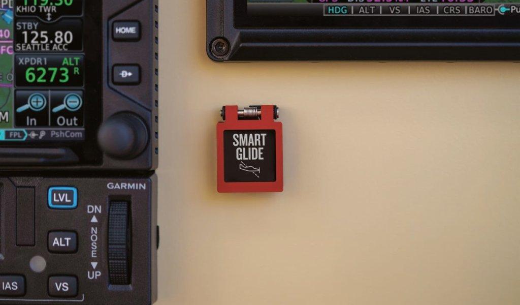 Garmin Smart Glide Button