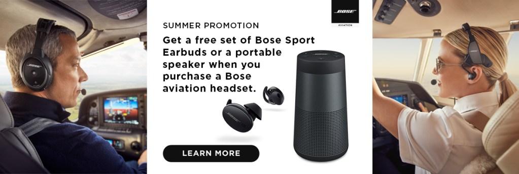 Bose Summer Promotion