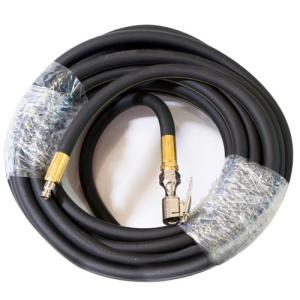 Black Air Hose 8m