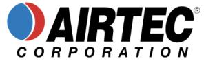 Airtec Corporation Logo in black