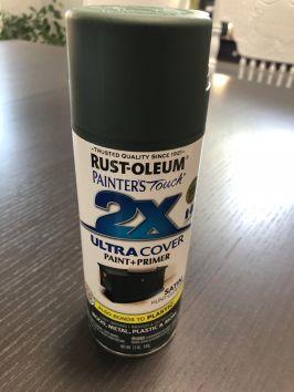 Rustoleum 2x Ultracolor