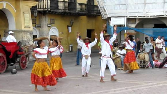 Cumbia Dance - Colombia