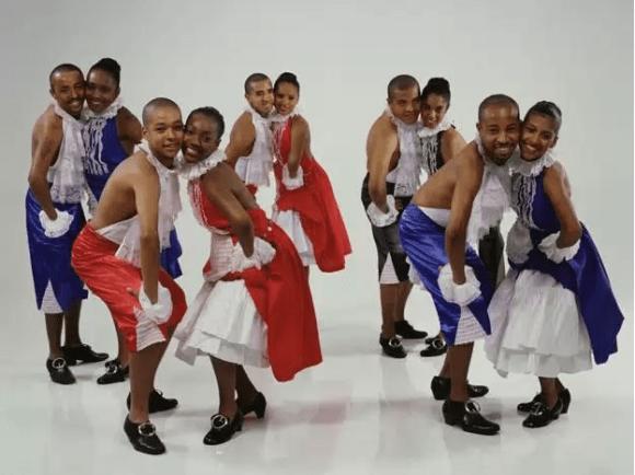 Festejo Dance - Peru