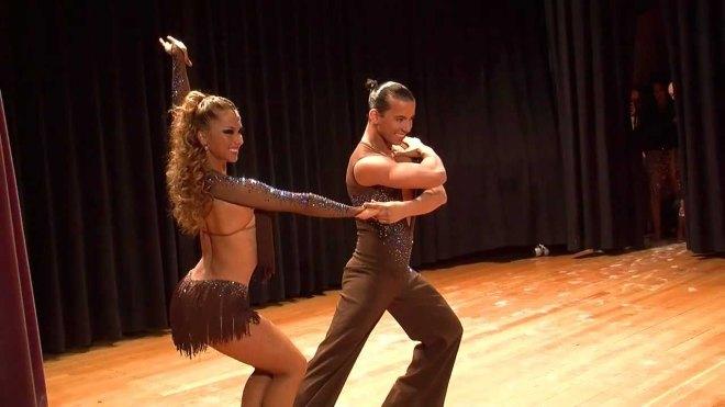 Salsa Dance Champions - Adrian and Anita