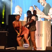 Watch Zodwa Wabantu Sexy Dance on Stage – Dancing To Work by Rihanna