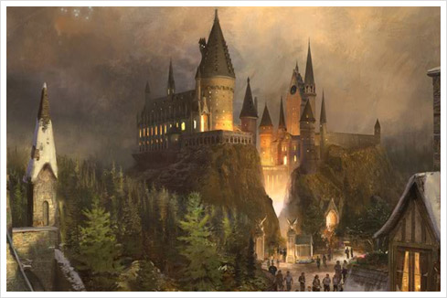 Wizarding World Concept 1