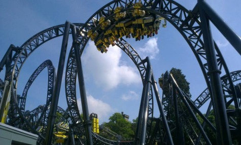The Smiler endlich in Aktion!