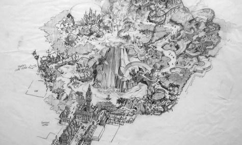 Michael Jackson's Neverland Theme Park - Anklicken zum Vergrößern!