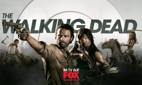 """Das neue Maze wird zur Serie """"The Walking Dead"""" gestaltet"""