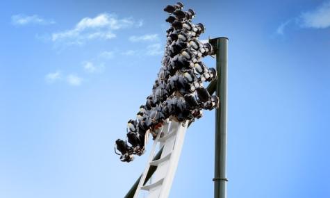 Es steht fest - 2014 wird ein Achterbahn-Jahr. Unter anderem mit dem neuen Wing Coaster im Heide Park