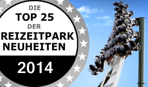 Neuheiten 2014: Platz 10-6.