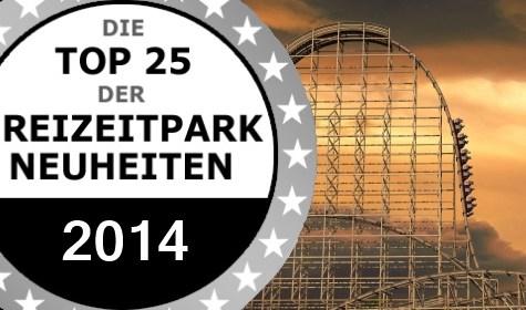 Neuheiten 2014: Platz 20-16