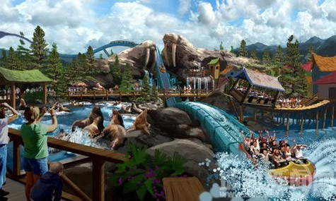 Platz 20: Ocean Kingdom