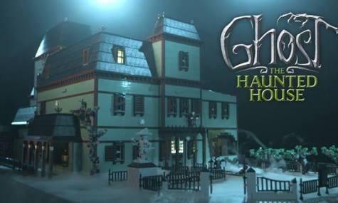 Das Haus des alten Piet mitsamt dem verrückten Kellerbewohner erwartet uns ab 2014 in bekannten LEGO-Charme