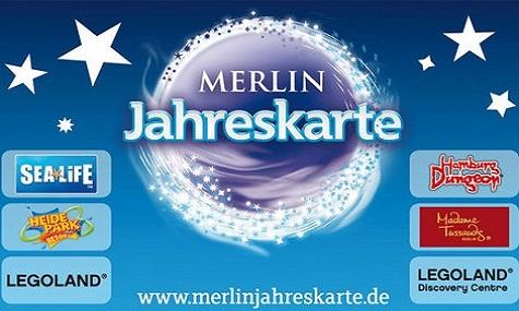 Merlin Jahreskarte Rabatt 2019