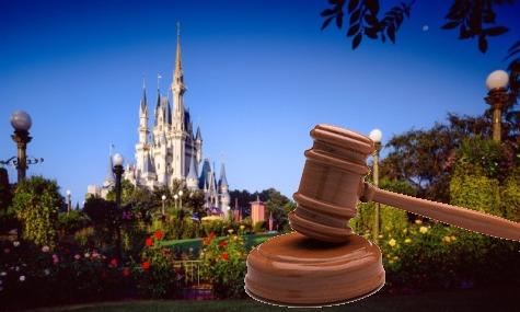 Vor Gericht mit Disney als Gegner? In den USA keine Seltenheit.