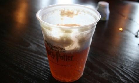 So schaut die flüssige Variante des einmaligen Getränks aus!