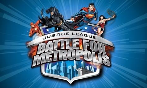 Das Logo der Darkrides vereint die Superhelden des DC Universe