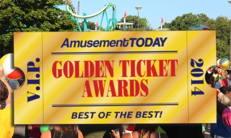 Die Golden Ticket Awards 2014