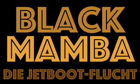 """Black Mamba - Die Jetboot-Flucht"" wird der Name der Attraktion 2015 (Grafik: Airtimers)"