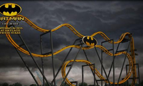 Artwork zu Batman: The Ride