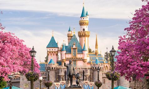 Auch die heile Disneywelt bleibt von Krankheiten nicht verschont
