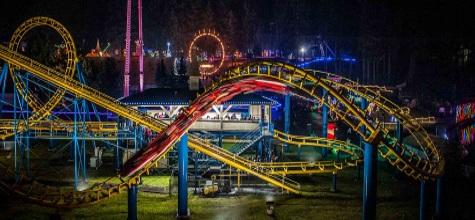 """""""The Wild Thing"""" - der Quarterback des Wild Waves Theme Park"""
