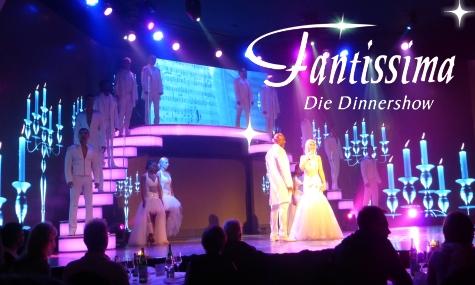 Fantissima - Die Dinnershow im Phantasialand