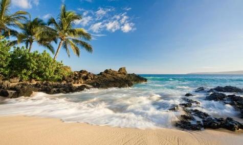 Die Silbermedaille: Maui!