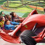 Die zehn schnellsten Achterbahnen der Welt