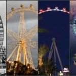 Wachsende Aussicht Weltweit: Explosion der Rekord-Riesenräder